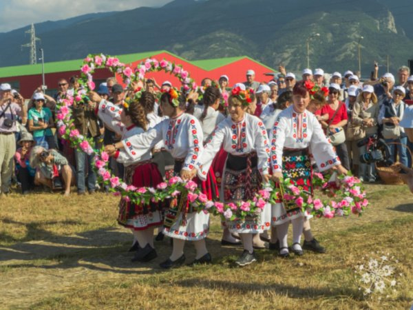 Bulgarian traditions and festivals