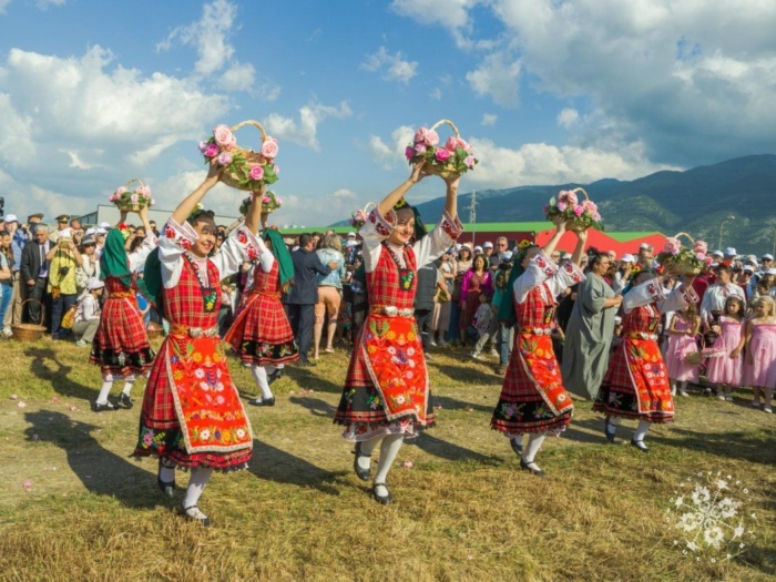 Traditional festivals in Bulgaria