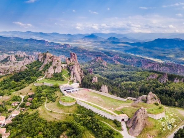 off the beaten track in europe Belogradchik rocks