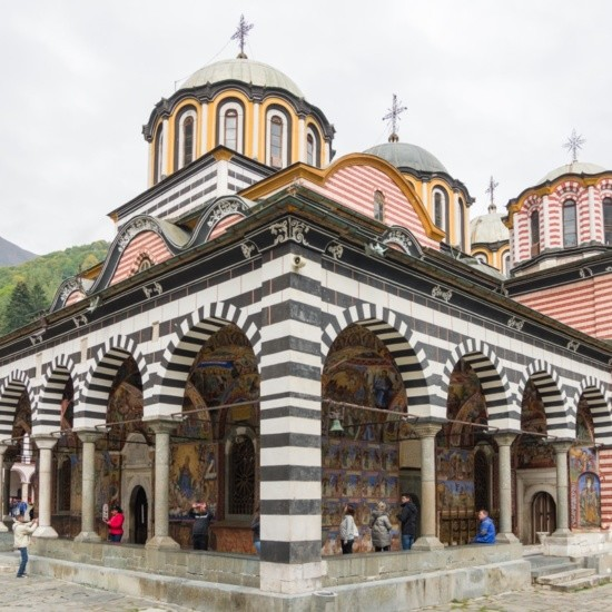 Rila Monastery Private tour