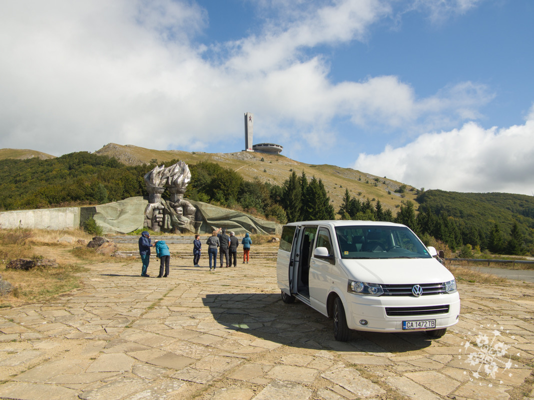 Buzludzha Monument - Tour