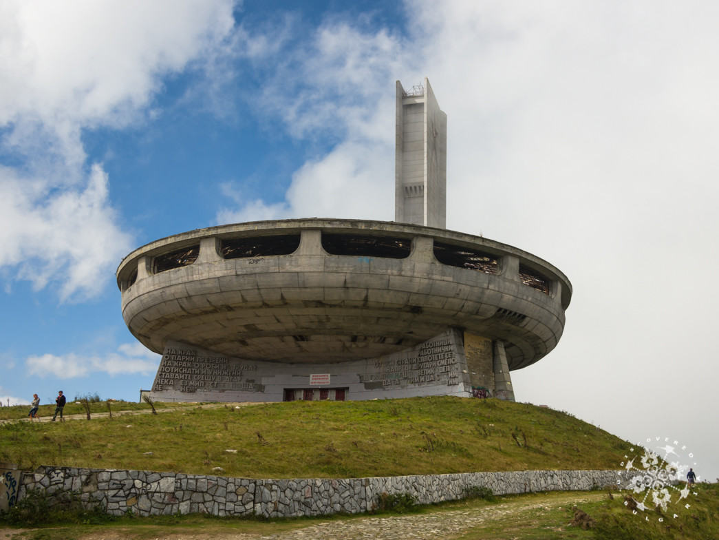 Buzludzha Monument – Day trip from Sofia