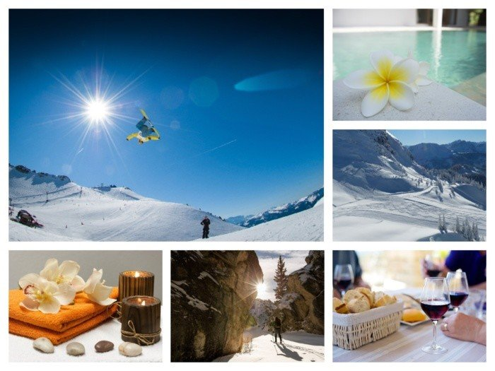 SKI and SPA Resorts in Europe