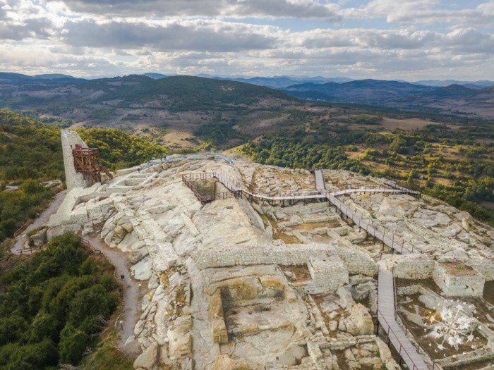 Perperikon - A History of Ancient Thracians in Bulgaria