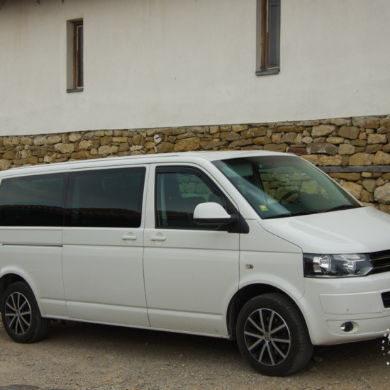 Private group transfers from Sofia